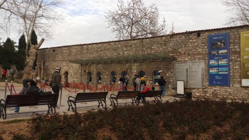 Topkapi Palace Sarayi, Wisata Museum recomended dikunjungi di Turki Istambul setiap Bulan April