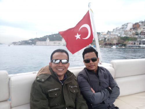 City Tour Selat Bosporus Turki