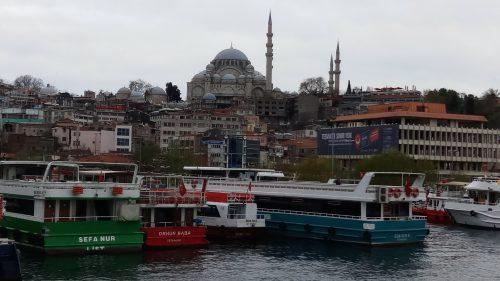 City Tour Selat Bosporus Turki