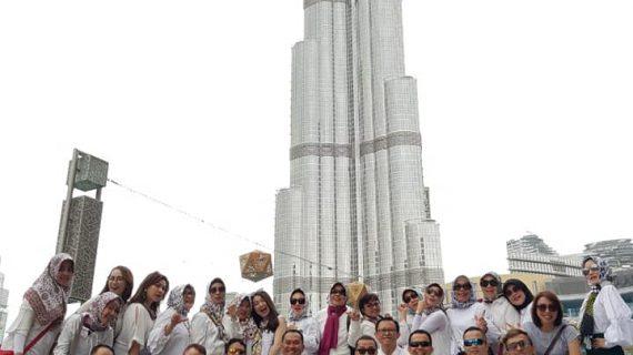 Tour Dubai dan Perjalanan yang direkomendasikan