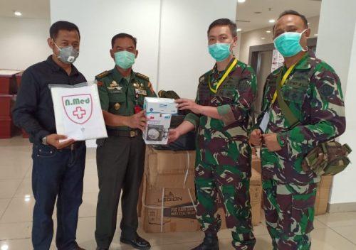 Jual APD n-Med di Bandung